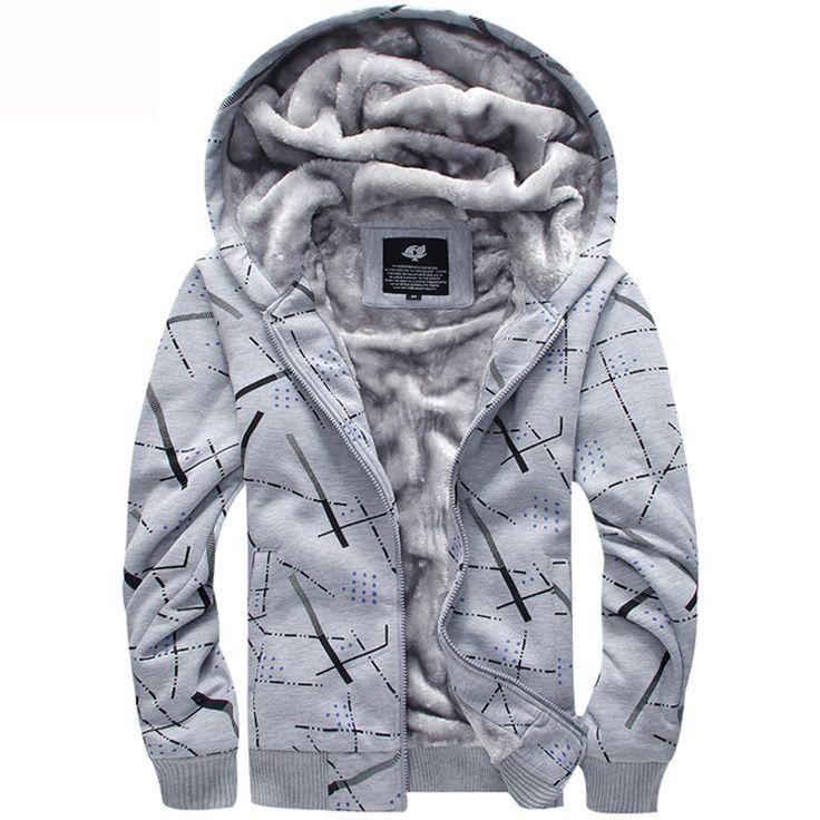 ==> [Free Shipping] Buy Best Brand Winter Hoodies Men Slim Sweatshirts Fashion Uniform Sportswear Jacket Fleece Long Sleeve Plus Size 5XL Hoodies Streetwear Online with LOWEST Price | 32819346409