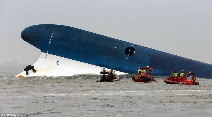 The South Korean ferry disaster: Explaining tragedies to your children