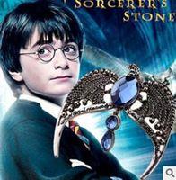 Горячая новая мода новый Гарри Поттер ожерелье с пунктом Равенкло потерял корону Академия Магии