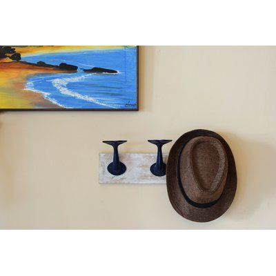 Nice ArtisanalCreations Whale Tail Wall Hook Rack