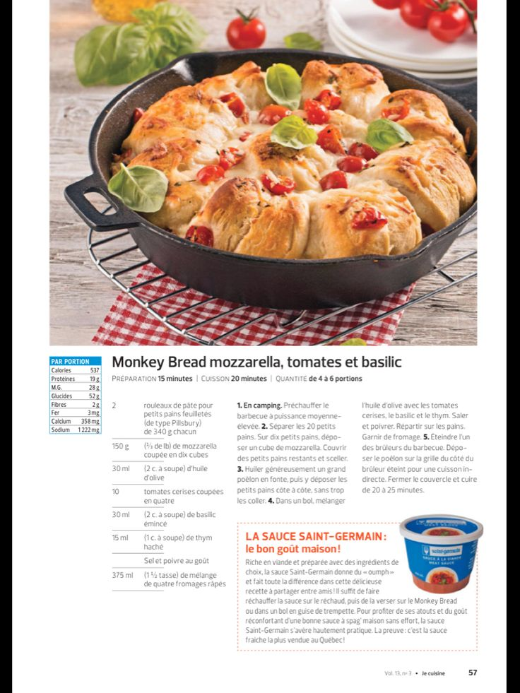 """""""Repas Relax Autour Du Feu"""" from JE Cuisine, Mai 2017. Read it on the Texture app-unlimited access to 200+ top magazines."""