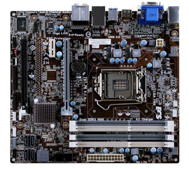 motherboard ecs Z97-PK
