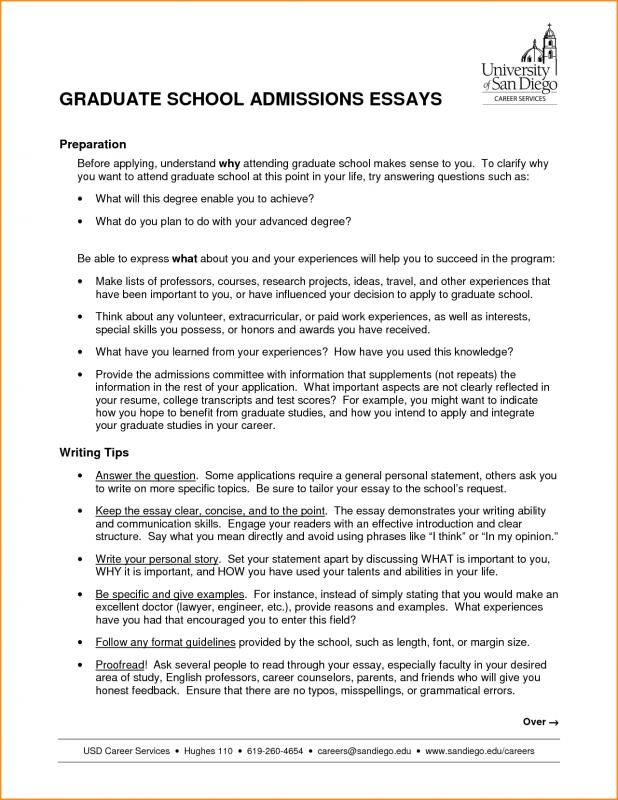 Letter Of Recommendation For Grad School Graduate Admission Essay Admissions Fsu Examples Example