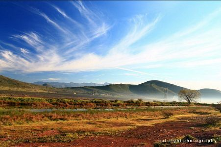 The picturesque small town of McGregor in the Western Cape was the focus of this week's