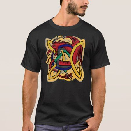 Celtic dragon guys tee - tap, personalize, buy right now!