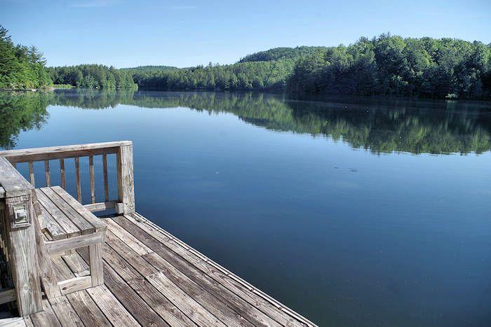 Lake Julia DuPont Forest NC
