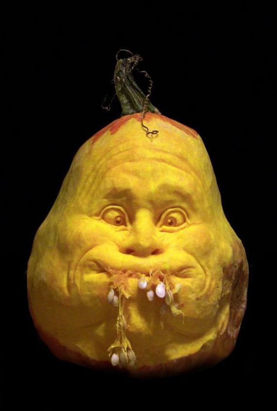 16 best ever pumpkin carvings ideas for halloween - Cool Halloween Designs