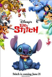 Lilo & Stitch - Finally got round to watching this today, interesting story and characters, excellent hula dancing!