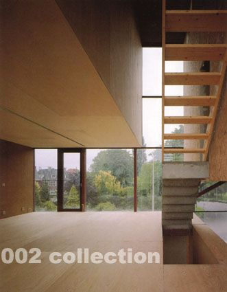 Double house mvrdv subject pinterest double house for Interieur utrecht
