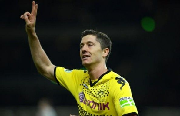 Lewandowski 'agrees to join Bayern' on five-year deal