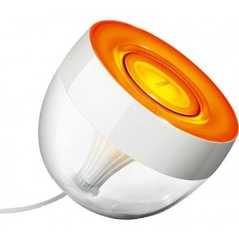 lampe connecte livingcolors iris hue lumire philips vu dans la presse retrouver sur selectionnist - Lampe Philips Living Colors Prix
