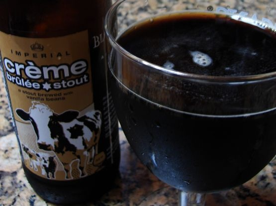 Southern Tier Creme Brulee Stout. You're welcome : )