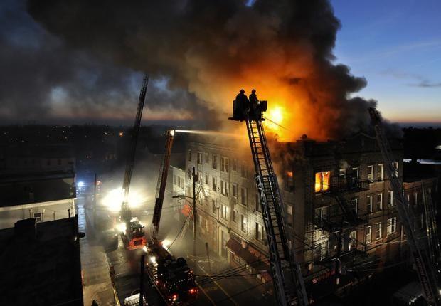 32 best firematic images on pinterest fire truck fire for Motor city newark nj
