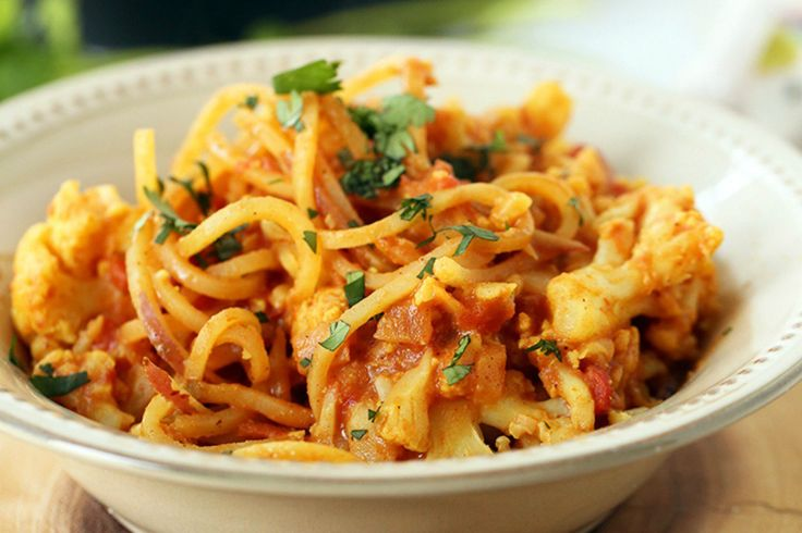 <p>If you're craving Aloo Gobi, but want to limit the starch, this is the perfect compromise!</p>