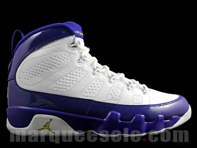 Air Jordan 9 Kobe Bryant PE Release Date - Sneaker Bar Detroit