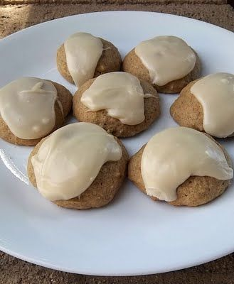 Pumpkin Cookies with Browned Butter Frosting | Recipe