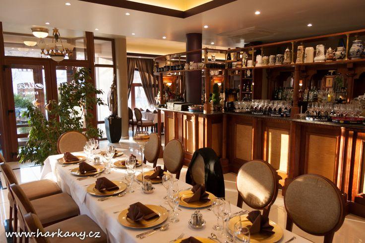 Xavin Hotel**** - Restaurace -  Lázně Harkány