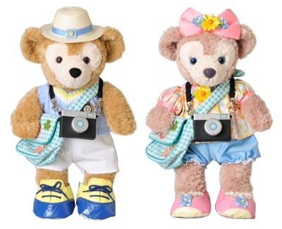 """Duffy"" The Disney Bear (Toyko Disneyland)"