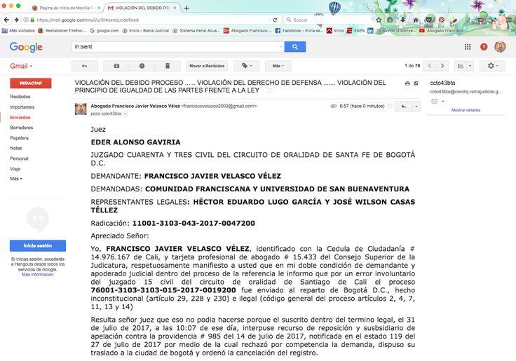 JUZGADO 43 CIVIL DEL CIRCUITO DE ORALIDAD DE SANTA FE DE BOGOTÁ D.C.