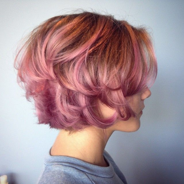 Go pink with #AvedaColor for #ValentinesDay.