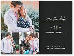 Save the Date Cards | Shutterfly