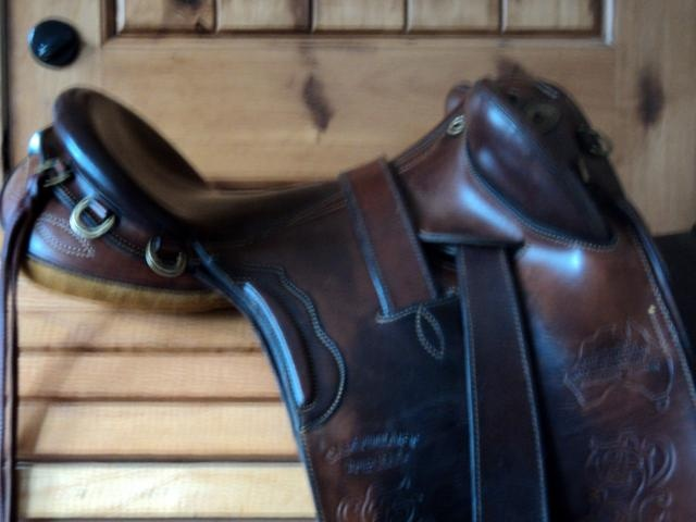 Toowoomba Campdraft Special Australian saddle - Used - For Sale WikiHorseWorld - Saddle Classified Ads