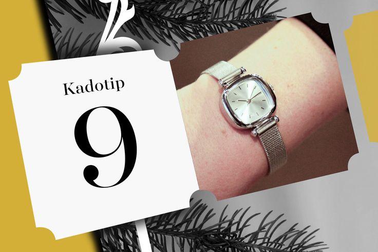 KOMONO is the perfect blend of Vision and Timing. KOMONO is global fashion at your fingertips. Vandaag achter deurtje 9 deze verfijnde horloge van KOMONO.