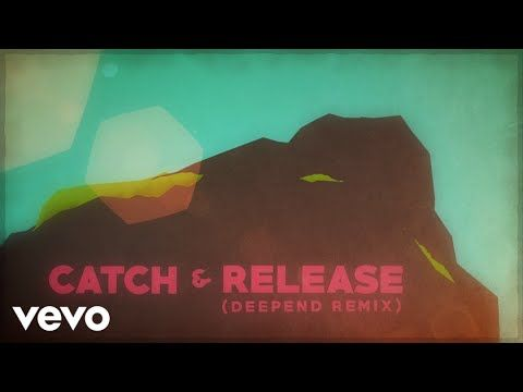 Matt Simons - Catch & Release (Deepend remix) - Lyrics Video - YouTube