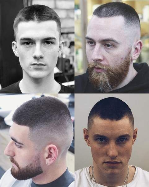 The 9 Biggest Mens Haircut Trends To Try For Summer 2018 Buzz Cut