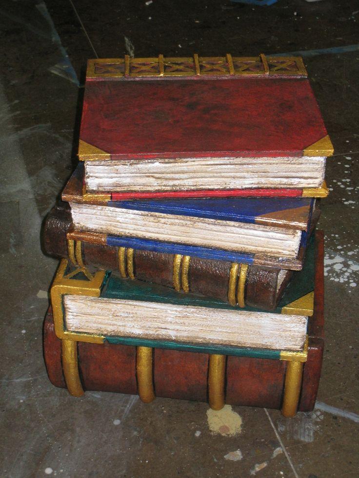 Shrek Book Stack