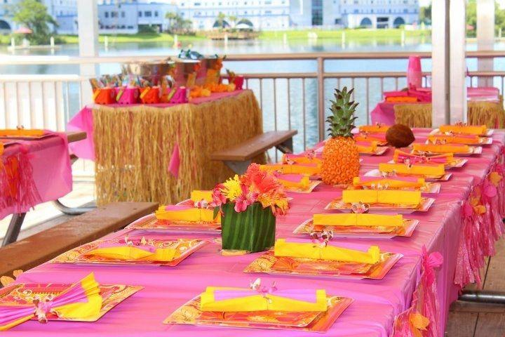 Beach Themed Wedding Decorations