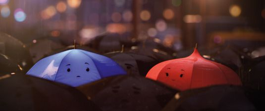 Pixar short - The Blue Umbrella