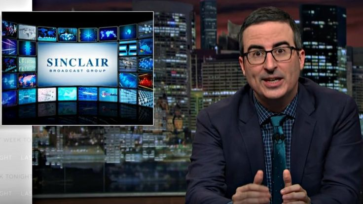 On Last Week Tonight with John Oliver's July 2 edition, host John Oliver took on Sinclair Broadcast Group, a media firm that's little known around the country but extremely powerful in markets such as Denver, where SBG recently purchased sister stations Fox31 and CW2. In a jeremiad against corporate consolidation in local news that's on view below, Oliver warns that the stealthy way Sinclair...