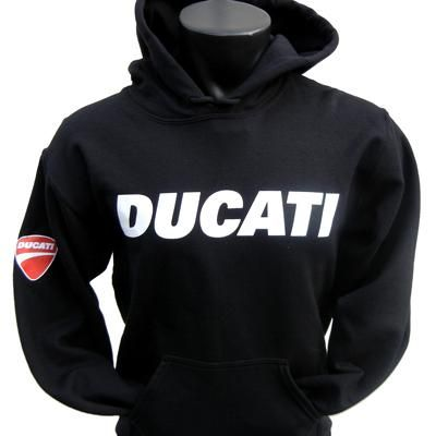 So Cal Ducati 2010 Hoodie Blk from Southern California Triumph/Ducati Accessories