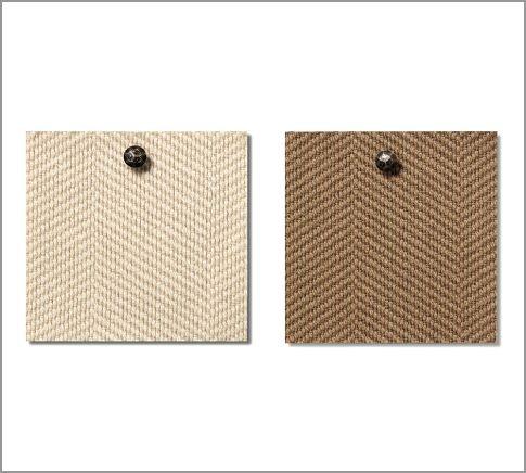 Fabric by the Yard - Chunky Herringbone | Pottery Barn