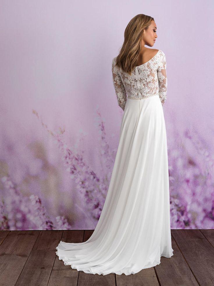 228 best Allure Bridal Gowns images on Pinterest | Short wedding ...