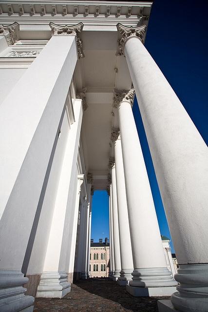 #helsinki cattedrale