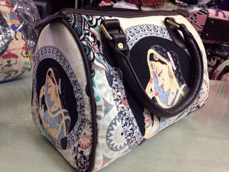 Rajput princess Digital Print Hand bag for only 1049/-