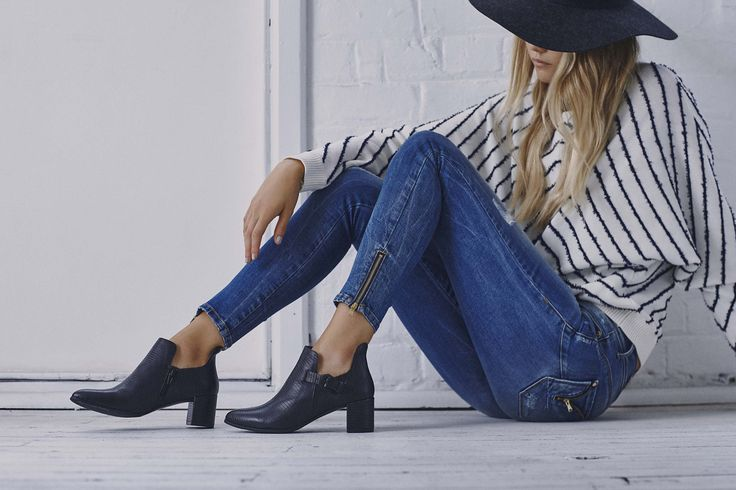 SHOOT ANKLE BOOT