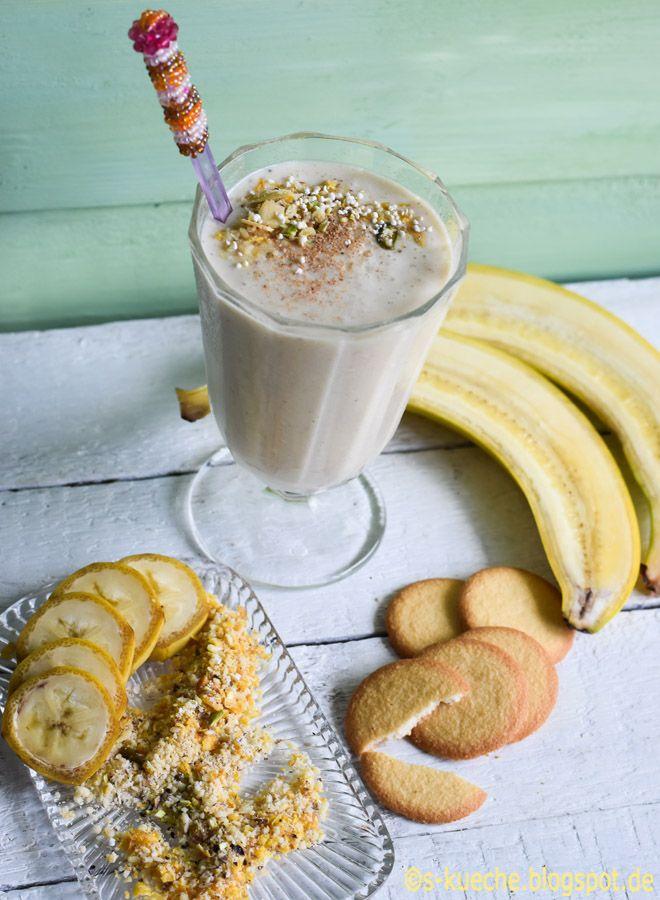 Produktvorstellung, Smoothie, Bananen, Frühstück, Dessert, Magnetic Drive Blender, Magnetic Drive Blender KitchenAid, KitchenAid,