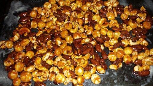 Kahula Crystallized  Nut Mix