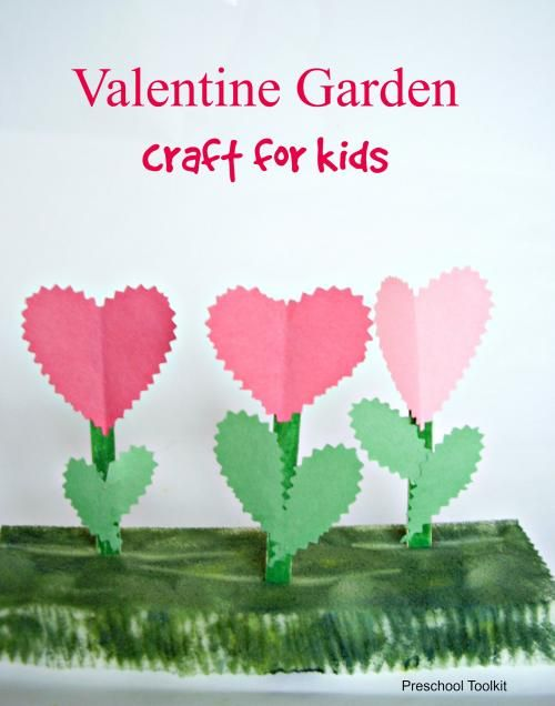 1000 images about preschool toolkit blog on pinterest for Garden crafts for preschoolers