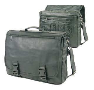 #Promotional Raven Satchel #Conference #Bag