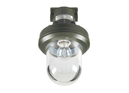 Ceiling-mounted lighting fixture / halogen / fluorescent tube / explosion-proof EV series MARECHAL ELECTRIC
