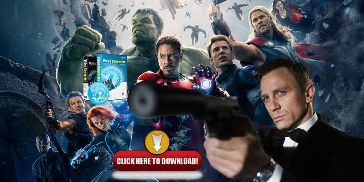 Almost everyone dreamed to be a superhero in childhood. And this is why superhero movies are always welcomed by the pubic. Want to watch the vivid Marvel movies instead of long time Marvel Comics reading? Check the best Marvel superhero movie list and best tools to get the terrific Marvel superhero movies for enjoying anywhere and anytime.