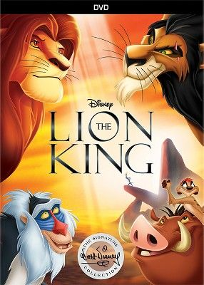The Lion King: The Walt Disney Signature Collection (DVD) : Target
