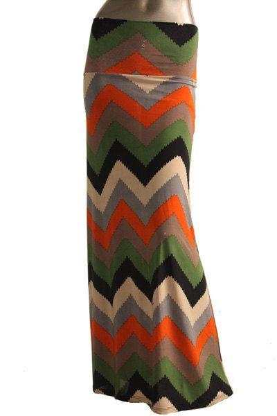 23 best skirts images on pinterest chevron maxi skirts