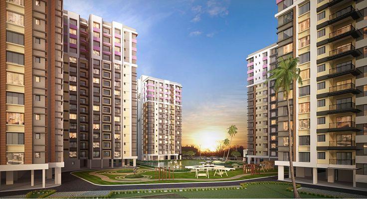 #Apartments #Flats #rResidential #Bypass #Kolkata