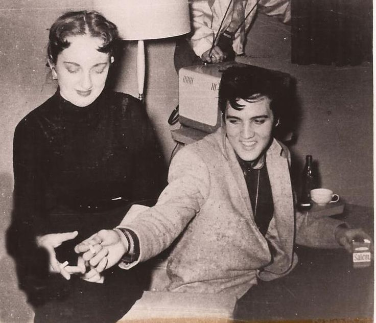 Image result for elvis presley and jan shepard