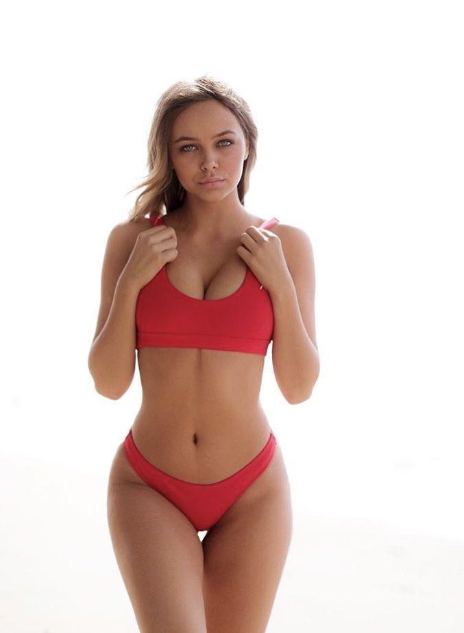 8e4162284 Rose Ribbed Yogi Top in 2019 | Boutine LA Bikini Tops | Bikinis ...